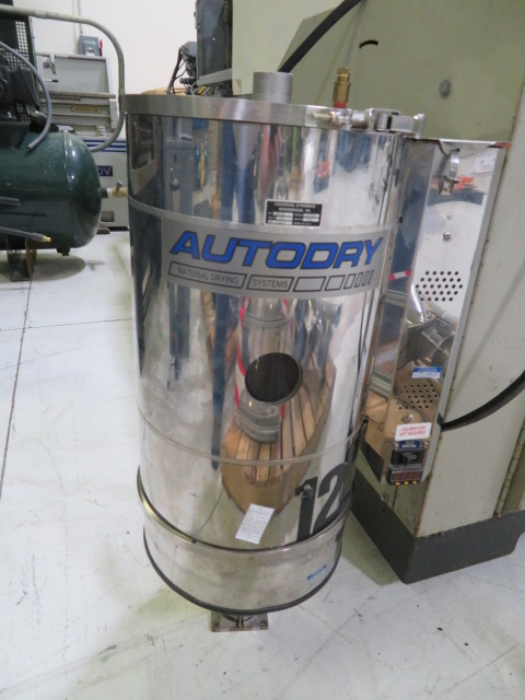 Una-Dyn Used Auto-Dry AD-40 Hot Air Dryer, 120V