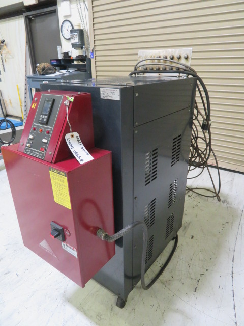 Delta T Systems T1242MS Used Hot Oil Heater, 1hp, 24kw, 460V