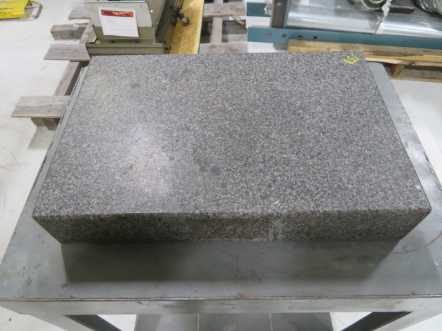 Granite Used Tru-Stone Corp. Grade B Surface Plate