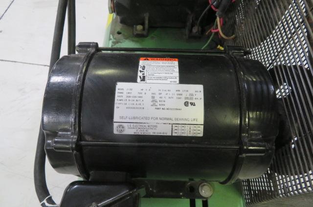 Speedaire Used 5hp Compressor, 175psi, 460V, Yr. 1997