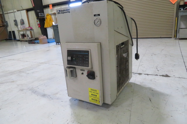 AEC Used PSA3 Air Cooled Portable Chiller, 3hp, 460V