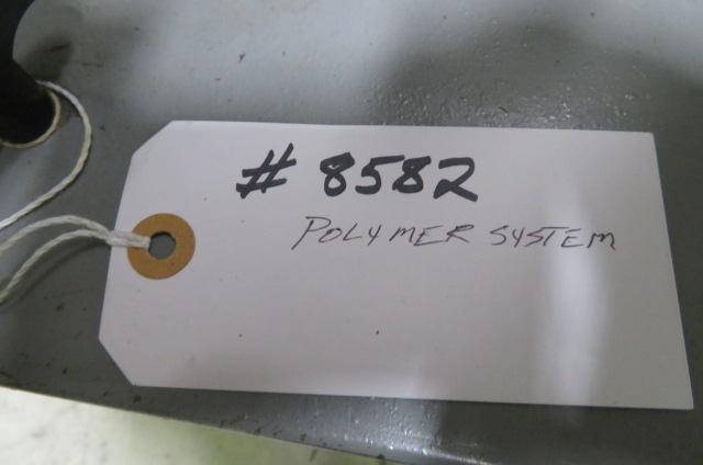 "Polymer Systems Used 912 SIL Granulator, 10"" x 12"" hand; 16"" x 16""robot, 7.5hp, 460V, Yr. 1998"