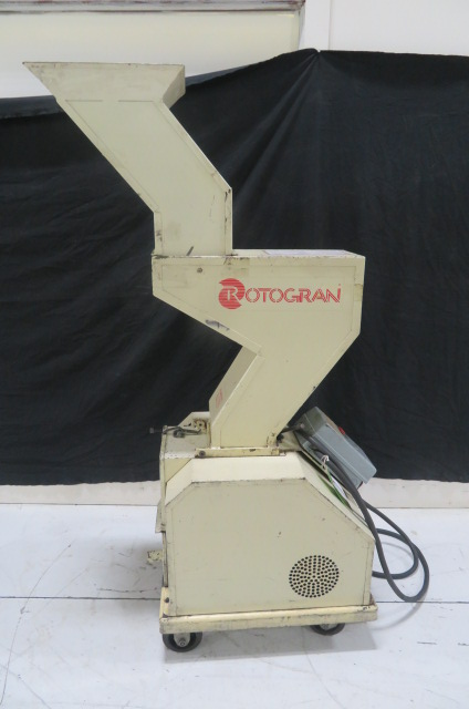 "Rotogran Used PH-88 Granulator, 7"" x 8.5"", 5hp, 480V, Yr. 1998"