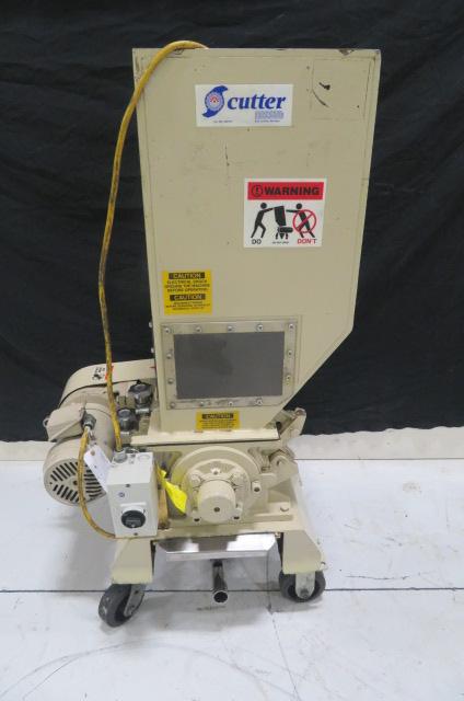"Nissui FNSK-04 Used Granulator, 16"" x 19"", 1hp, 480V"