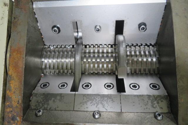 "Nissui FNSK-04 Used Granulator, 16"" x 19"", 1hp, 480V, Yr. 1996"