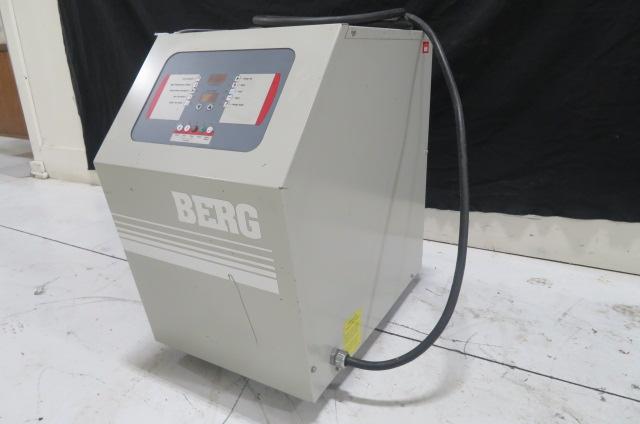 Berg Used RA090804 Temperature Control Unit, 3/4hp, 9kw, 460V