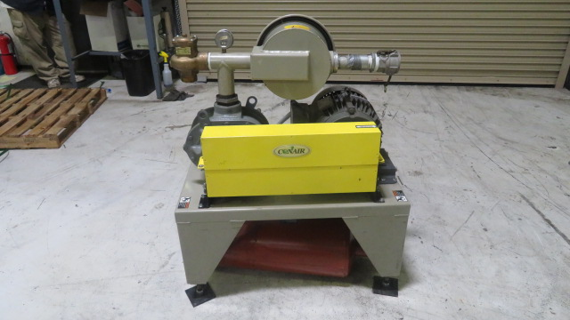 Conair Used PD Vacuum Pump, 7.5hp, 460V