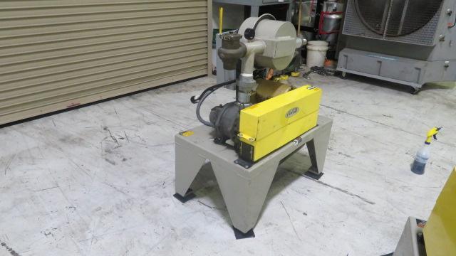 Conair Used PD5 Vacuum Pump, 5hp, 460V