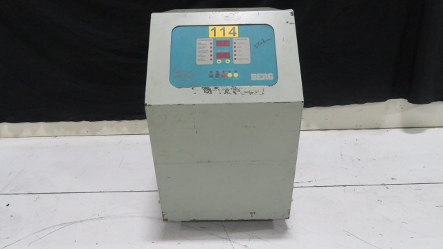 Berg B-1120-X Used Temperature Controller, 2hp, 9kw, 460V