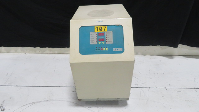 Berg / Thermal Care RA092004 Used Temperature Controller, 2hp, 9kw, 460V