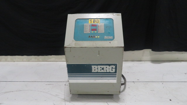 Berg Used B-1120-X Water Temperature Controller, 2hp, 9kw, 460V