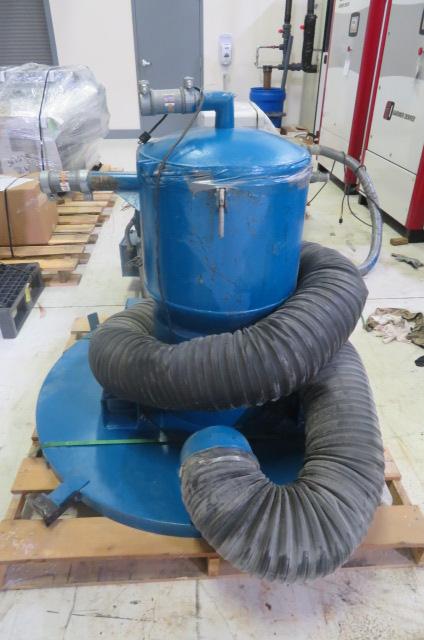 Conair Used Drying Hopper, Approx. 375 lb/hr.