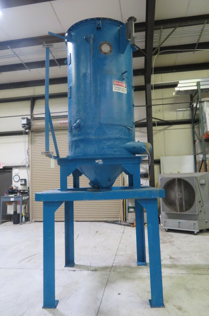 Conair Used Drying Hopper, Approx. 375 lb/hr.
