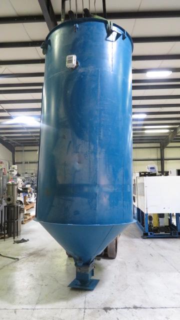 Conair Used DL Hopper, Approx 7,000 lbs Capacity