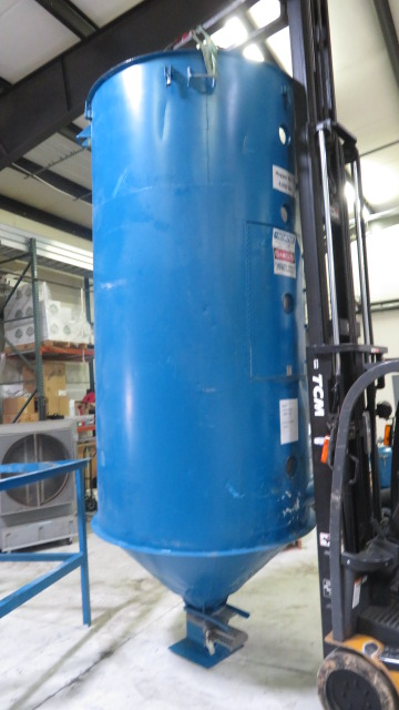 Conair Used DL Hopper, Approx 7,000 lbs Capacity