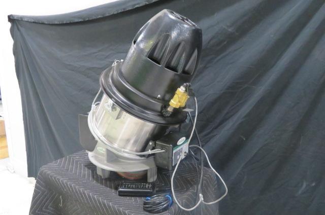Conair AL-5  Used Vacuum Loader, 0.5 cu ft receiver, 110 volts 7/8 Hp, 1.75 OD