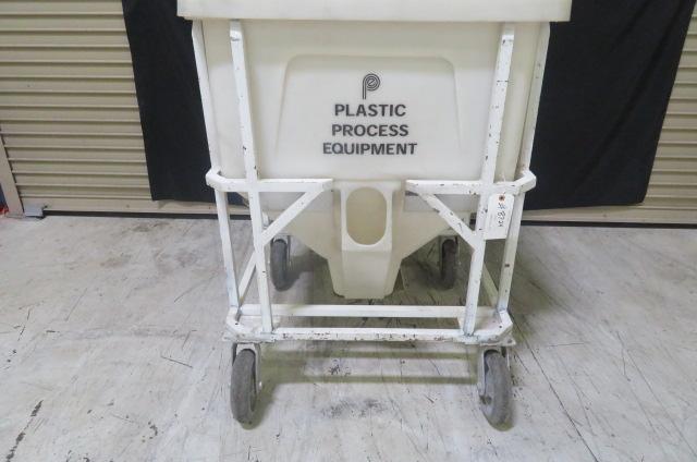 PPE Used MTB 375 Material Bin, 410 lb capacity
