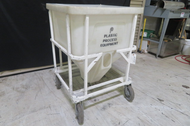 PPE Used MTB 375 Material Bin, 410 capacity