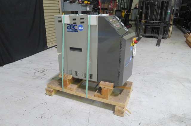 AEC New TCU300 Mold Temperature Controller, 3hp, 12kw, 60 GPM Pump, 460V, Yr. 2016