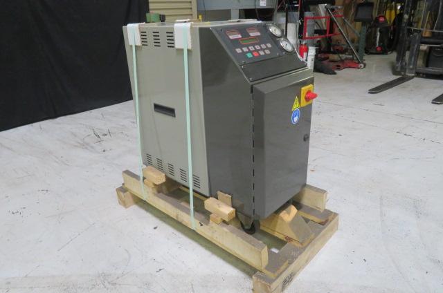 AEC New TCU100 Mold Temperature Controller, Closed Loop, 1hp, 9kw, 460V, Yr. 2016