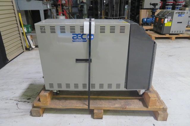 AEC New TCU TDV-1NX Negative Pressure Unit, Mold Temp.  Controller, 3hp, 9kw, 460V, Yr. 2014