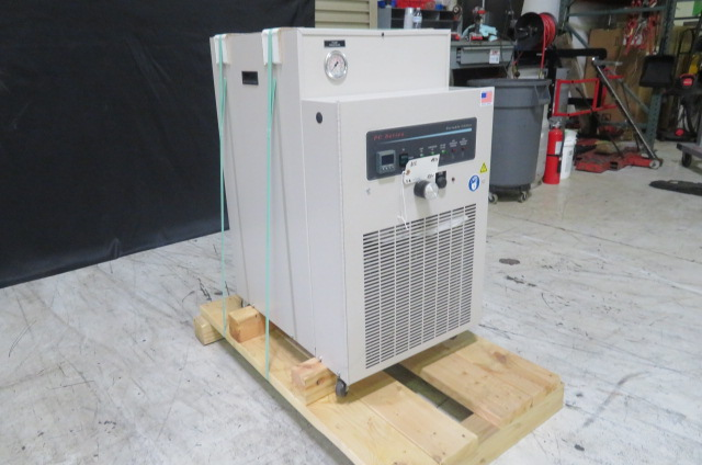 AEC New PCA100 Air Cooled Portable Chiller, 1 ton, 230V, Yr. 2014
