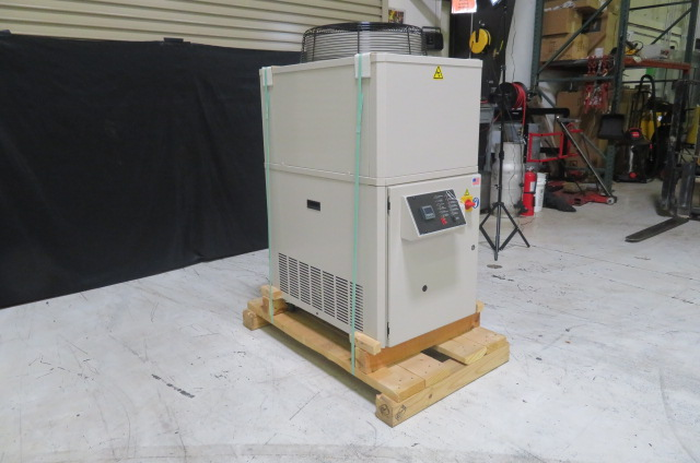 AEC New PSA-2 Air Cooled Portable Chiller, 2 ton, 230V, Yr. 2016