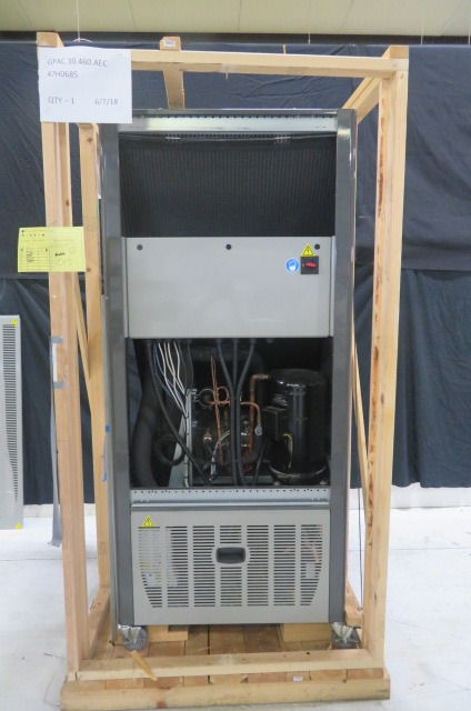 AEC Used GPAC-30 Portable Air Cooled Chiller, 7.5 ton, 460V, Yr. 2016