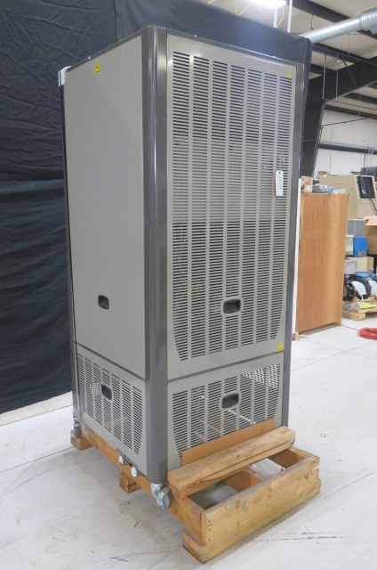 AEC Used GPAC-30 Portable Air Cooled Chiller, 7.5 ton, 230V, Yr. 2014