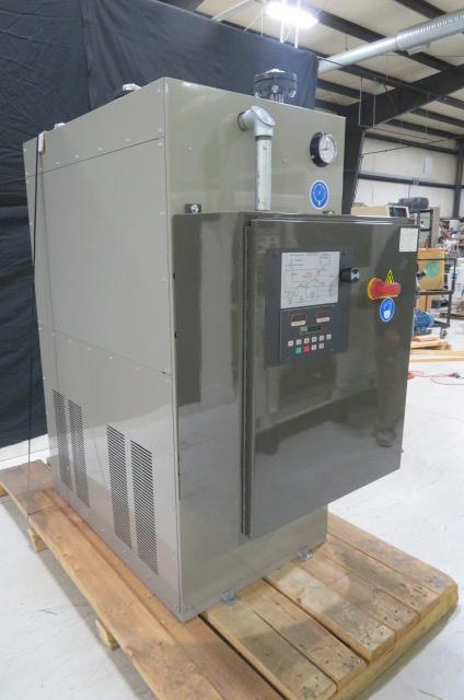 AEC New TDH-6 Hot Oil Temperature Controller, 60kw, 5hp, 460V, Yr. 2016