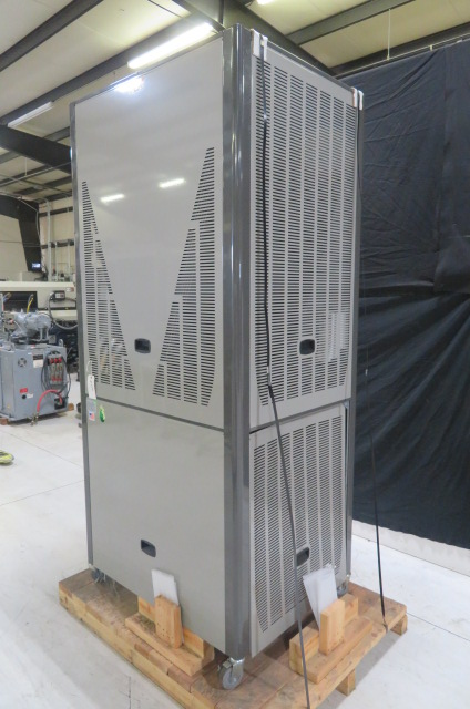 AEC New GPAC-50 Air Cooled Portable Chiller, 15 ton, 460V, Yr. 2013