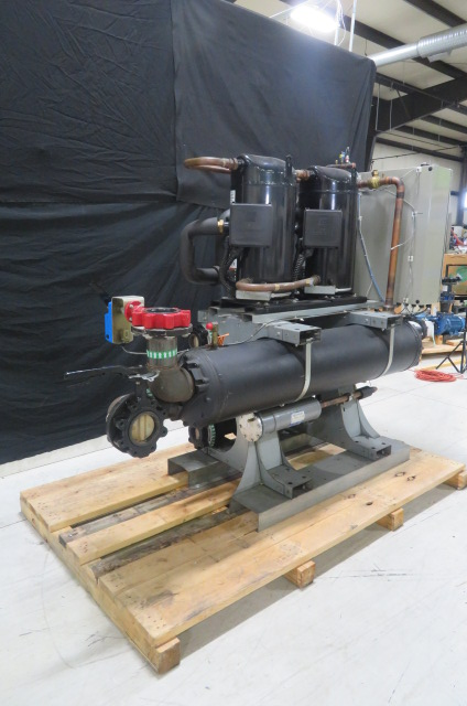 AEC Used GCWC-210 Central Water Cooled Chiller, 60 ton, 460V, Yr. 2012