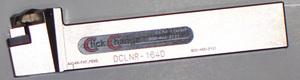 Dclnr click change toolholder