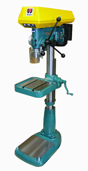 3m pedestal drill