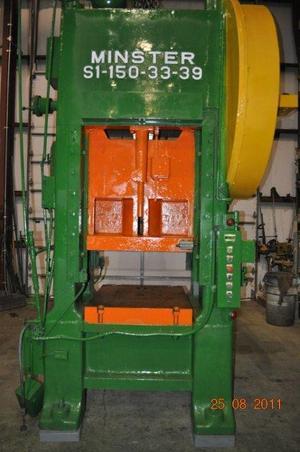 150 ton minster0009b  1