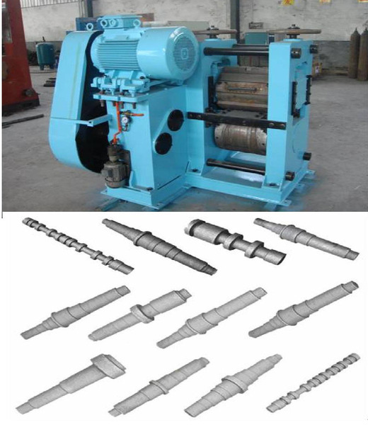 D46 400 cross wedge rolling mill