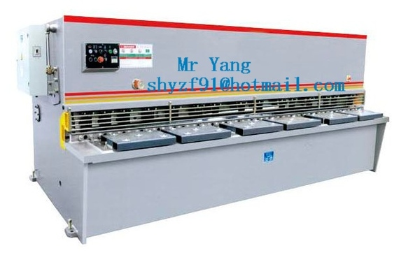 Cnc-shearing-machine