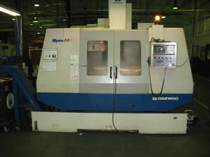 Daewoo mynx cnc lathe1207e