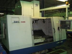 Daewoo dmv 500 1207h