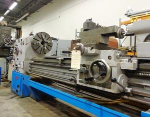 Giana model 3280 gap bed engine lathe3