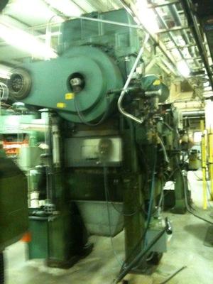 45 ton bruderer 1010c  4