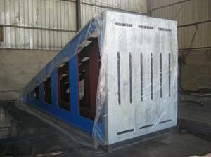Esco cast iron angle plate 3000 x 2000 x 2000mm