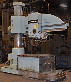 American 7 x19 radial drill 02