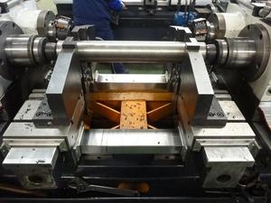 Facing   centering machine 5