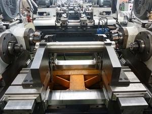 Facing   centering machine 8