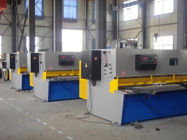 Machine in testing  2