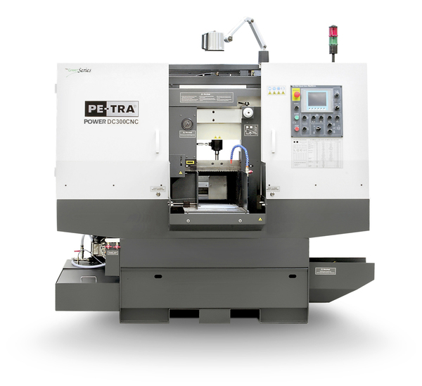Petra_band_saw_machine_-_power_dc300cnc_-_front