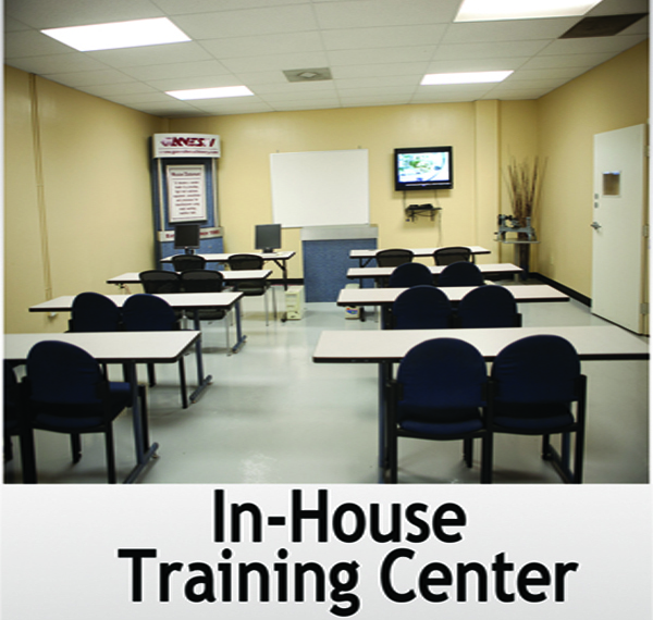 In house training center