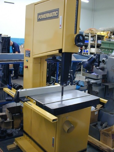 Powermatic 2013 saw 2