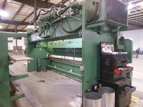 Niagara hd 400 16 20 hydraulic press brake3